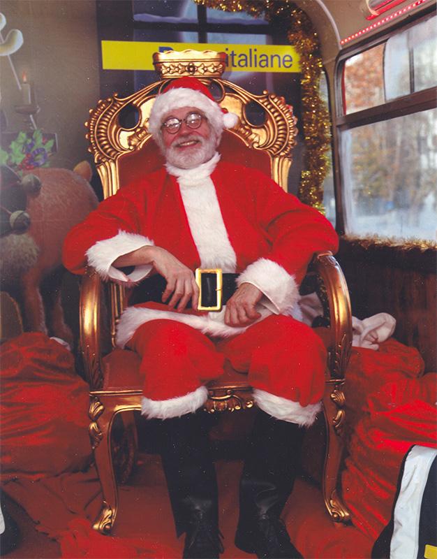 Attori di Vero Babbo Natale