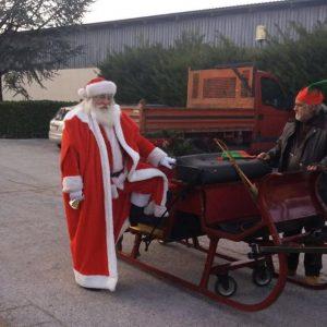 Noleggia un Babbo Natale