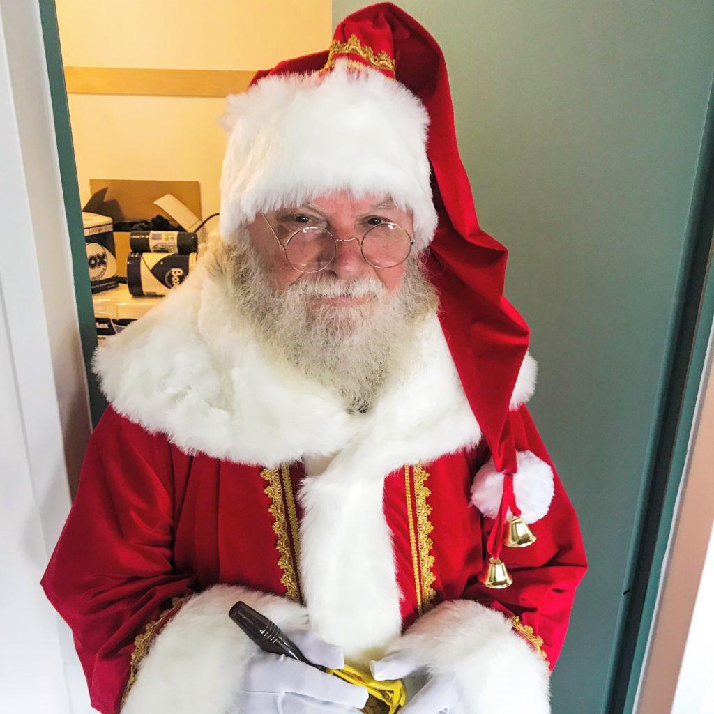 Babbo Natale a casa tua