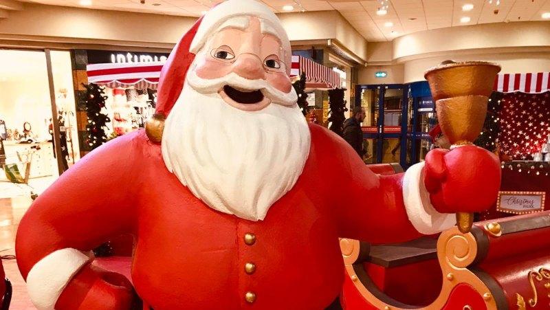 Babbo Natale giocattolo