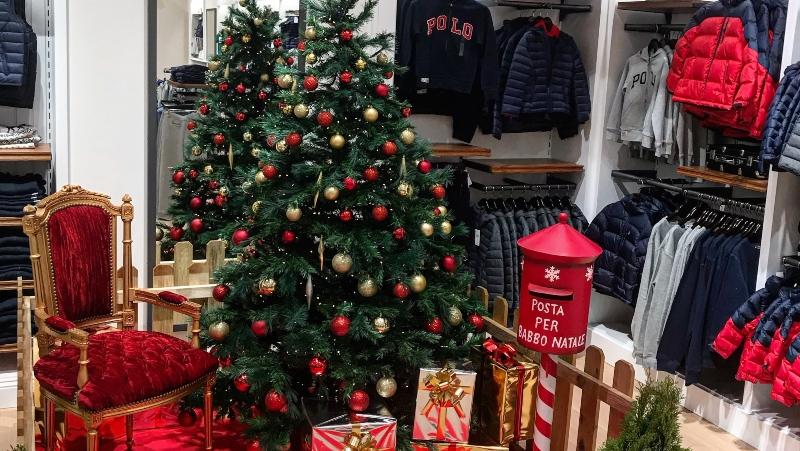albero di Natale Ralph Lauren