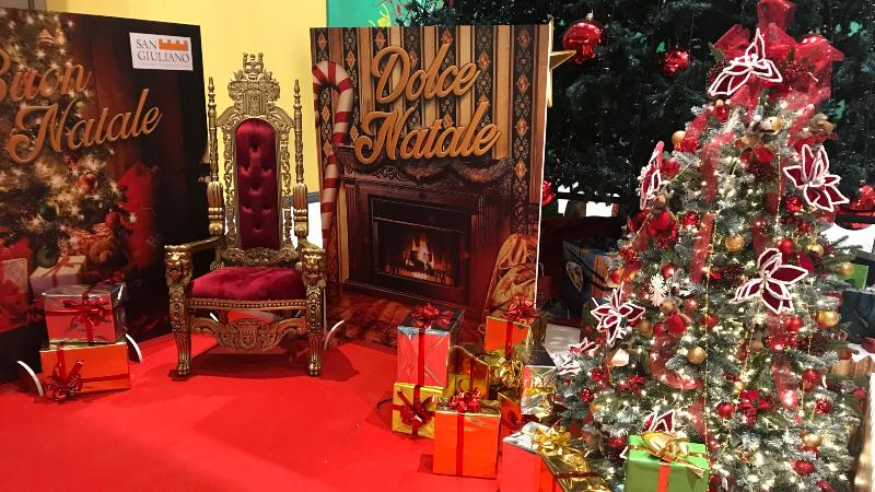 set Natalizio buon Natale