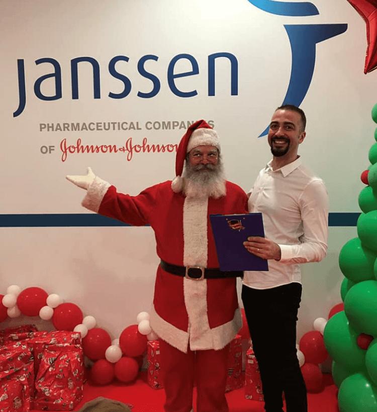 Babbo Natale evento