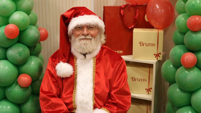foto video Babbo Natale