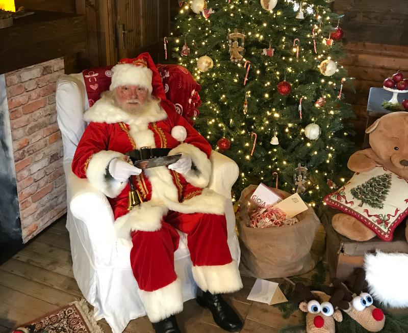 Baita Babbo Natale