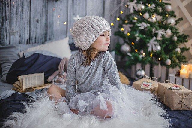 bimba e Natale