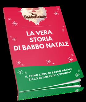 Copertina Storia Babbo Natale