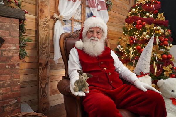 Babbo Natale per Festa Aziendale