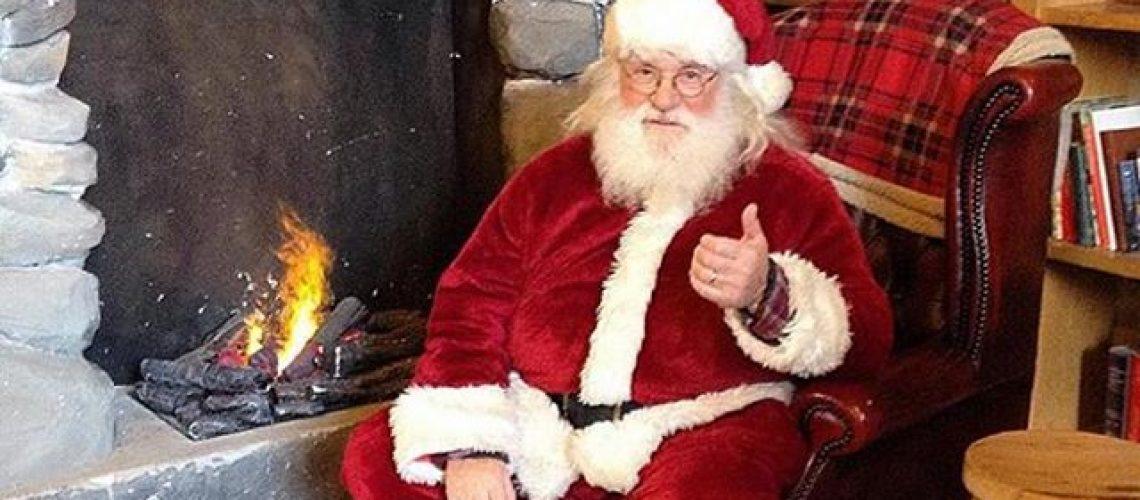 Esiste Babbo Natale Si O No.Il Babbo Natale A Domicilio Non E Mai Stato Cosi Reale Vero Babbo