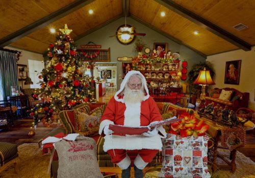 Babbo Natale per Eventi