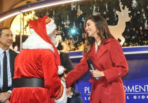 Belen e Babbo Natale