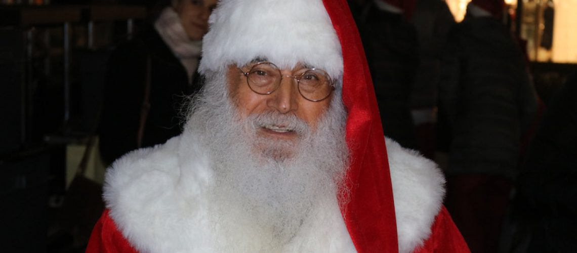 Babbo Natale a Milano