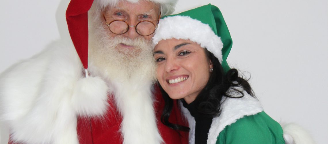 elfo di Babbo Natale