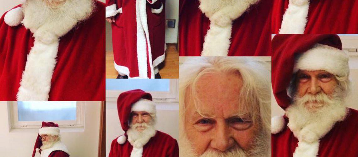 Un vero Babbo Natale