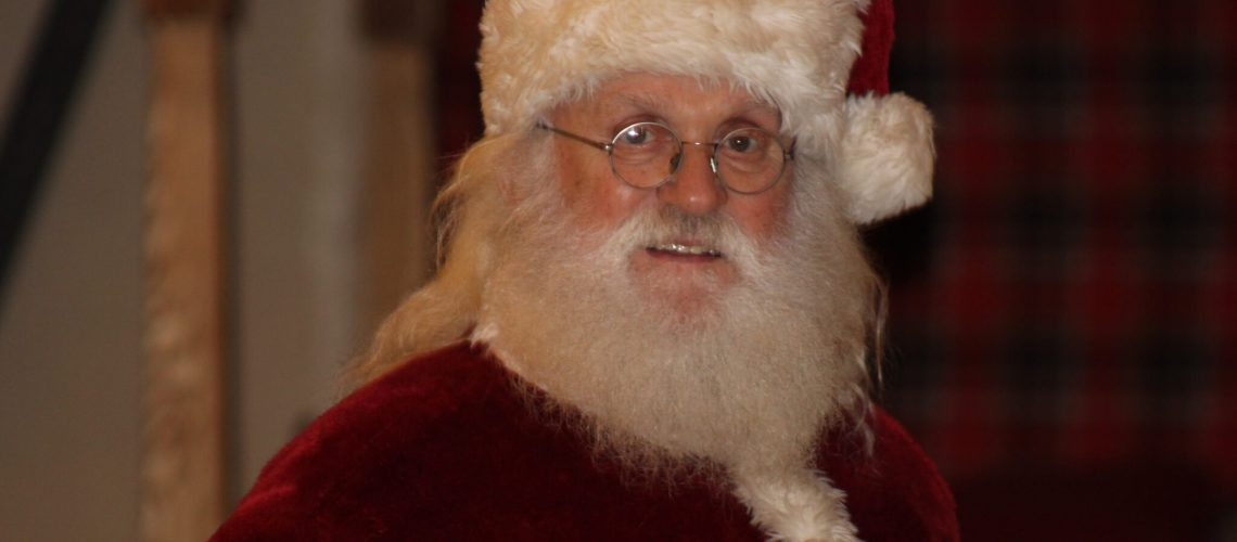 Dove incontrare Babbo Natale