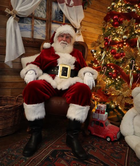 Il vero Babbo Natale online e i social media