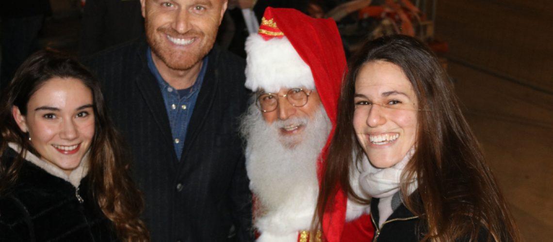 feste di Natale per businessman